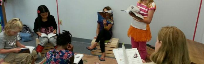 CCA, 3rd grade, reading groups